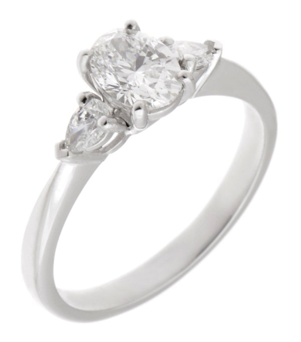 side engagement and halo rings cut diamonds with index round ring diamond